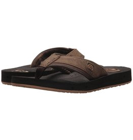 Cobian Cobian Mens Draino 2 Chocolate