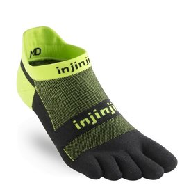 Injinji Injinji Run Lightweight No Show Grasshopper