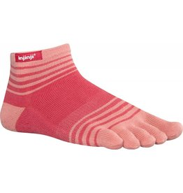Injinji Injinji Yoga Original Weight Thin Cushioning Coral