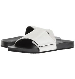 Reef Reef Mens Cushion Bounce Slide Grey White