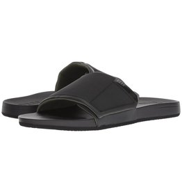 Reef Reef Mens Cushion Bounce Slide Black