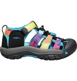 Keen Keen Youth Newport H2 Rainbow Tie Dye