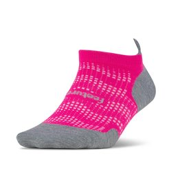 Feetures Feetures High Performance Ultra Light No Show Tab Pink Pop
