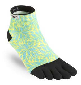 Injinji Injinji Womens Run Lightweight Mini Crew Fern