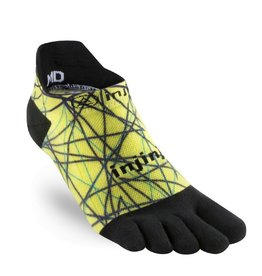 Injinji Injinji Spectrum Run Original Weight No Show Lime