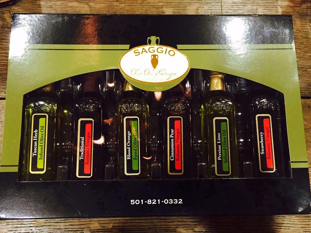 Saggio Six Pack Gift Set