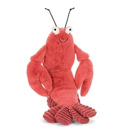 playtime jellycat larry lobster, 9""