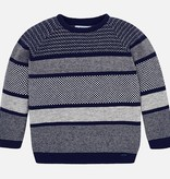 boy mayoral block sweater