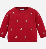 little boy mayoral bulldog sweater