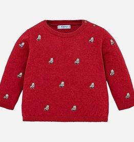 little boy mayoral bulldog sweater