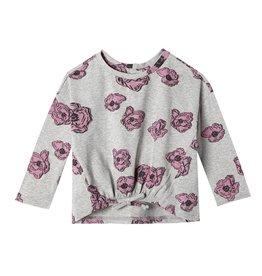 little girl *sale* art & eden (organic) mini emily hi-low doman tie tee