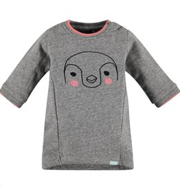 little girl babyface sweatshirt dress