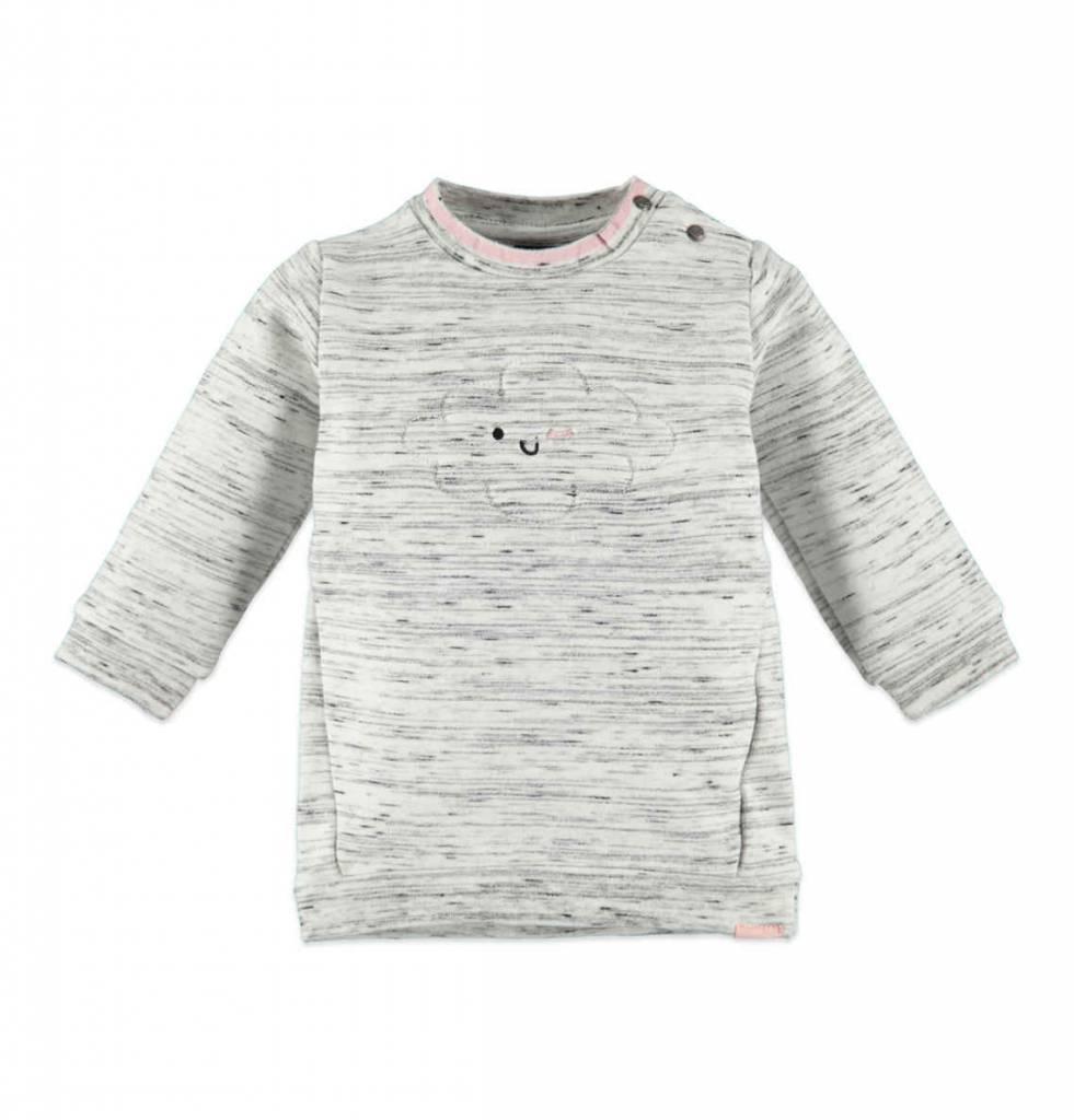 little girl babyface sweatshirt dress