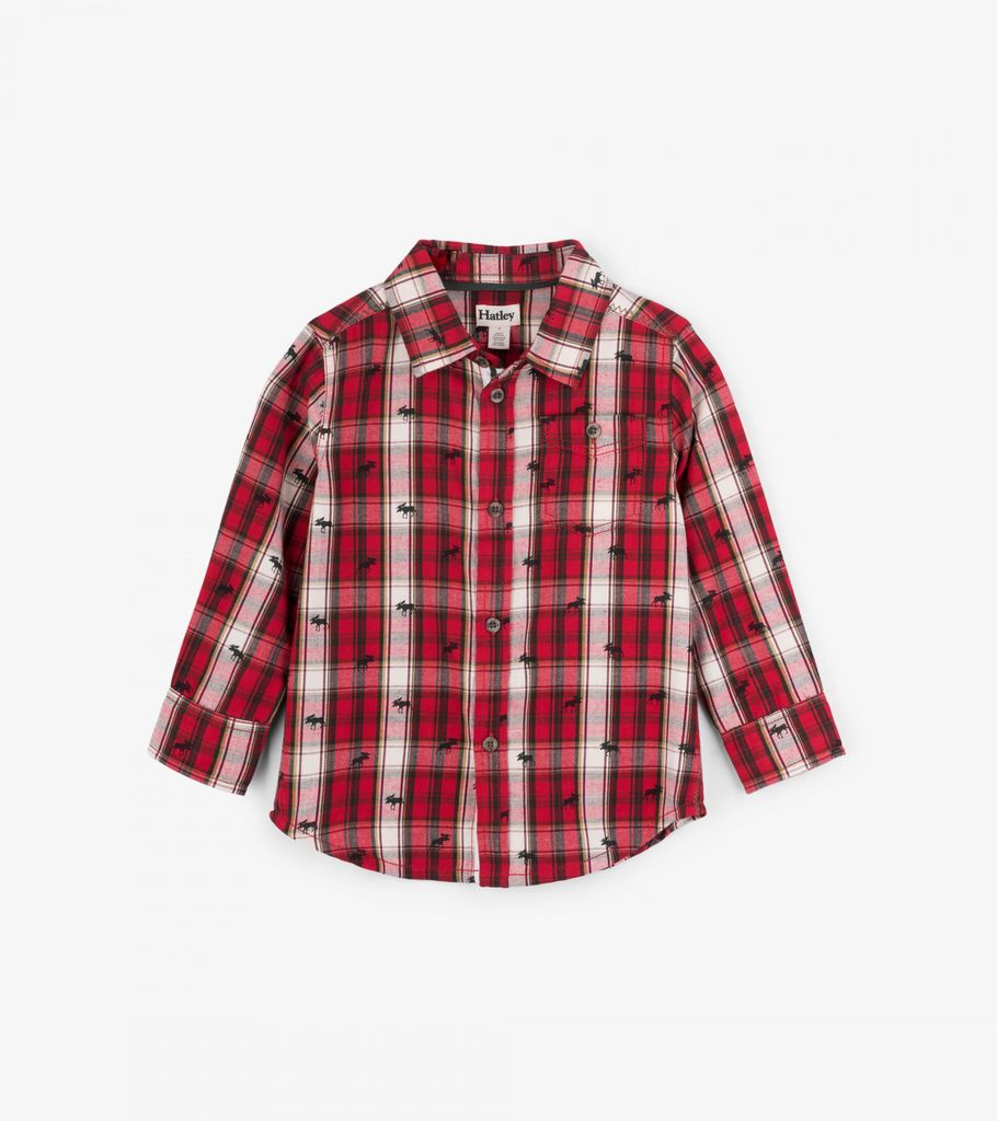 boy hatley button-down shirt