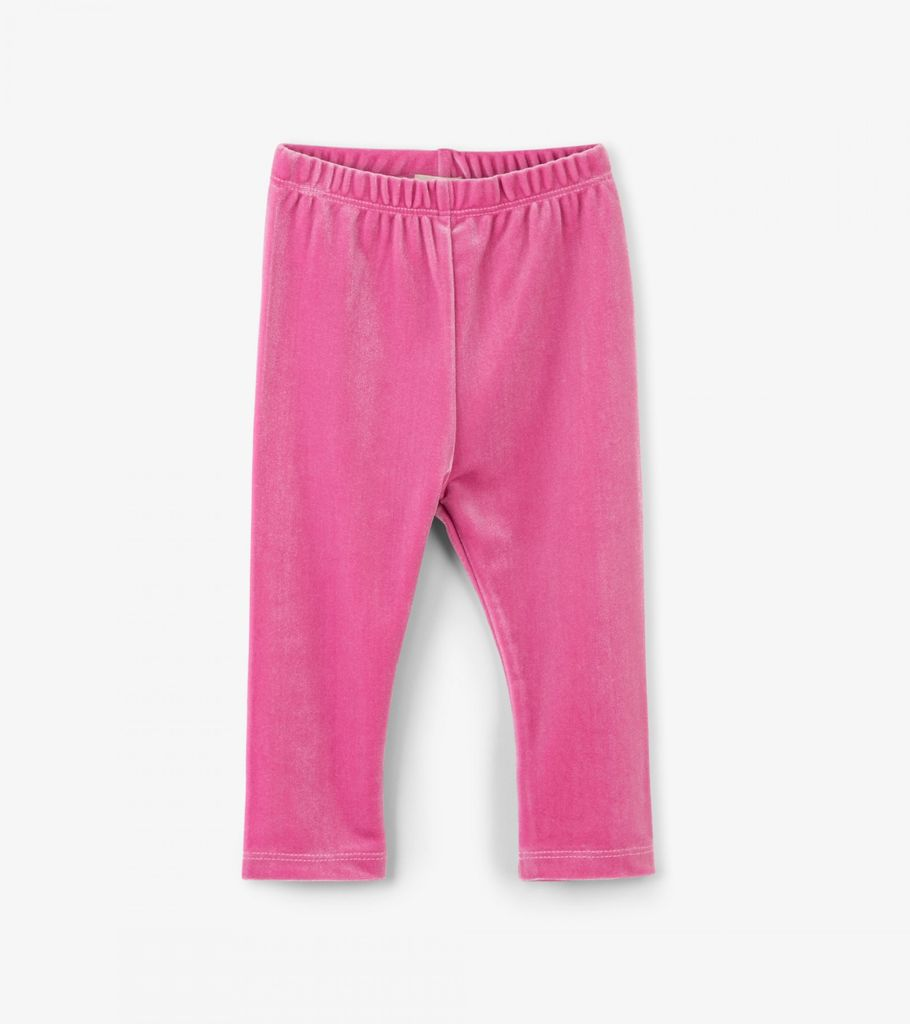 little girl hatley velour leggings