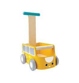 playtime plantoys van walker, yellow 10m+
