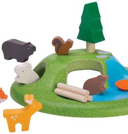 playtime plantoys planworld animal set 3y+