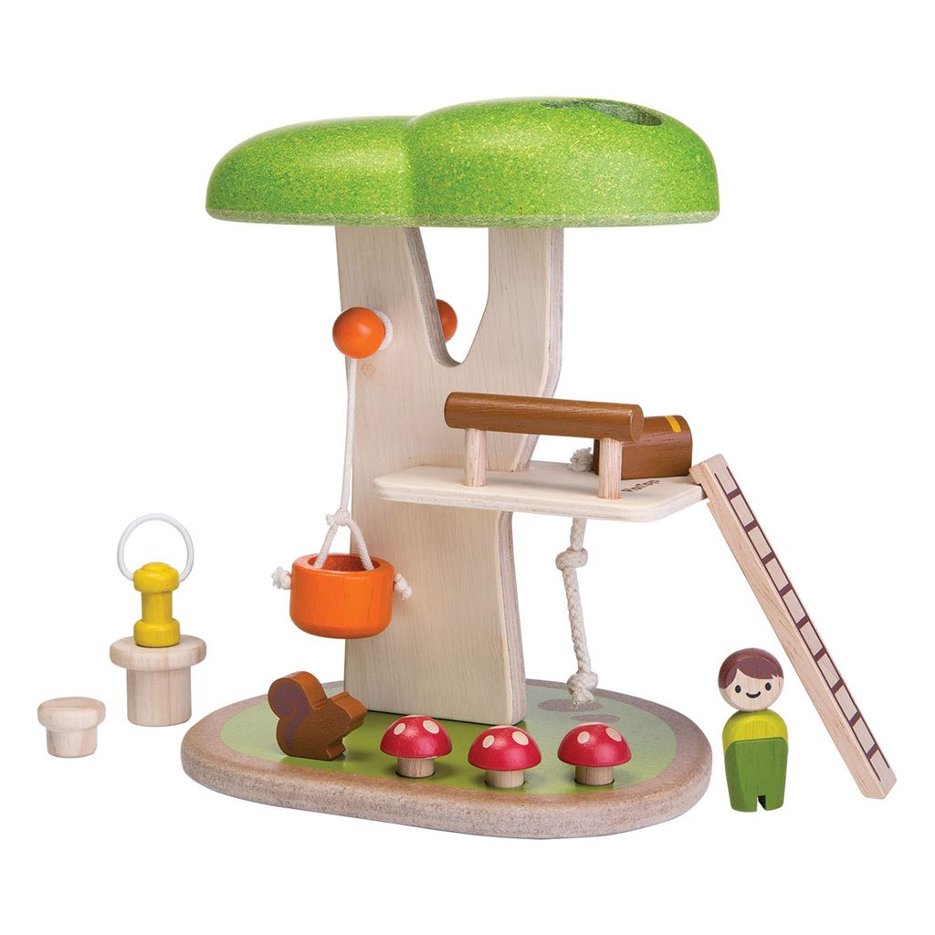 playtime plantoys planworld tree house 3y+