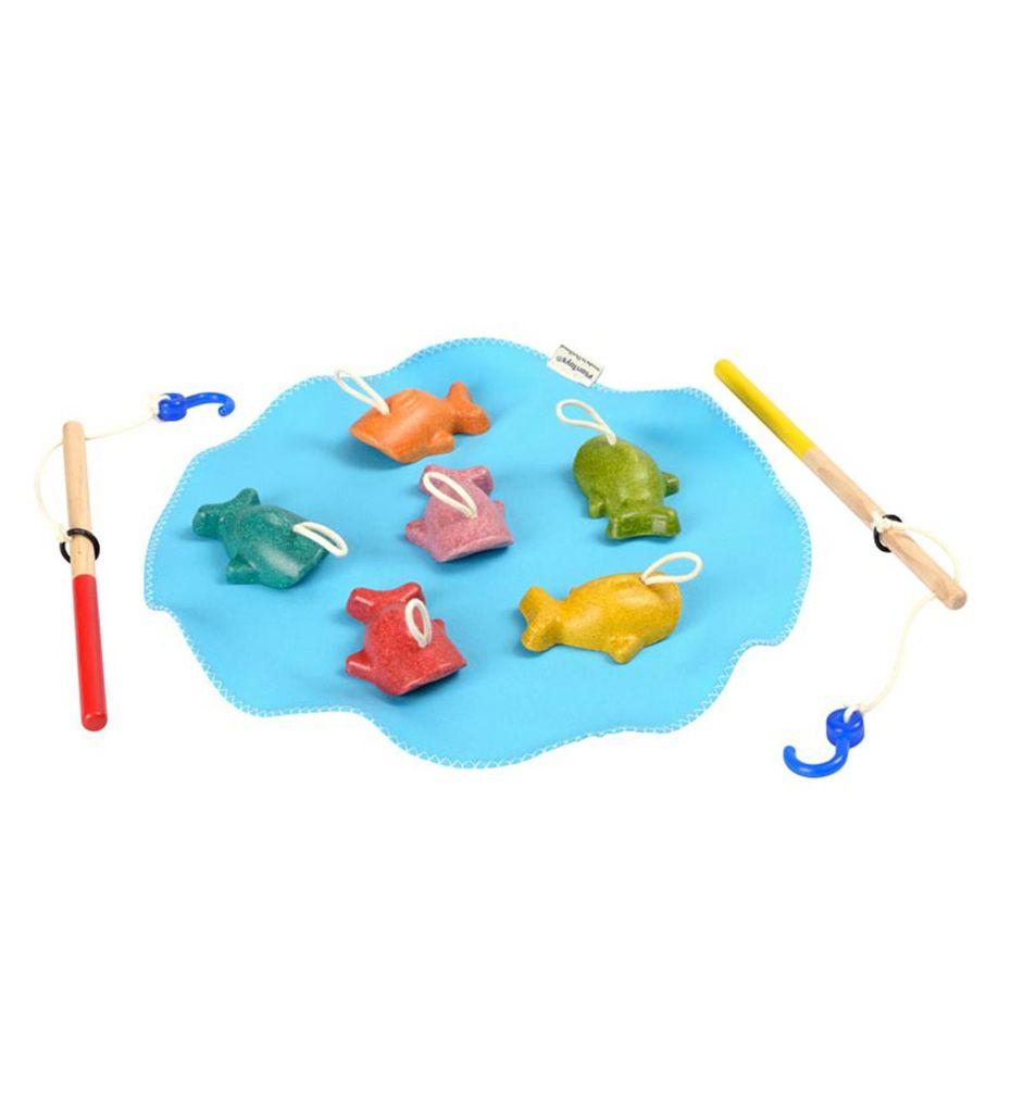 playtime plantoys fishing game 3y+