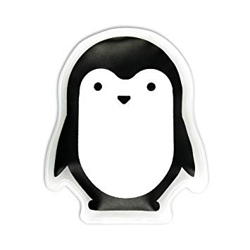 personal care hot/cold pack, penguin