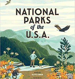 book national parks of the USA