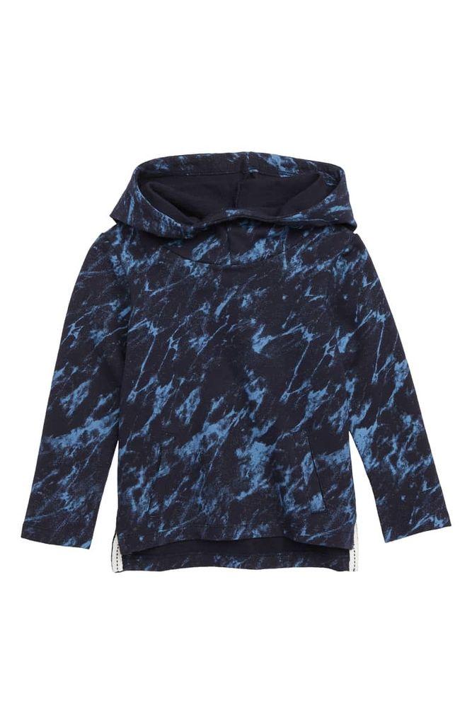 little boy miles baby hooded sweatshirt