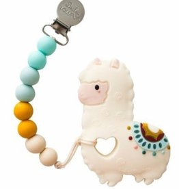 playtime loulou lollipop wood + silicone teether