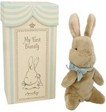 playtime maileg my first bunny in box, blue