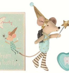 playtime maileg tooth fairy mouse, big brother