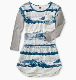 girl **sale** tea collection layered sleeve pocket dress