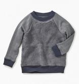 boy tea collection sherpa fleece sweatshirt