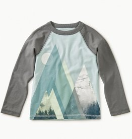 boy tea collection moonlit mountains raglan tee