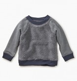 little boy tea collection sherpa fleece sweatshirt