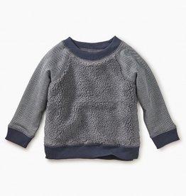 little boy tea collection sherpa fleece sweatshirt