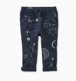 little girl tea collection starry skies joggers