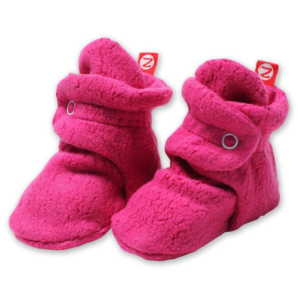 fashion accessory zutano fleece booties (more colors)