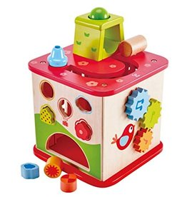 playtime friendship activity cube