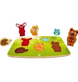 playtime Hape forest animal puzzle