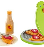 playtime instant waffles