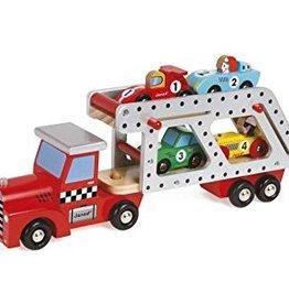 playtime story car transporter