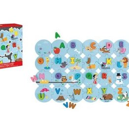 playtime I learn the alphabet giant puzzle