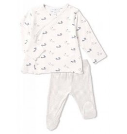 baby angel dear kimono set (more colors)