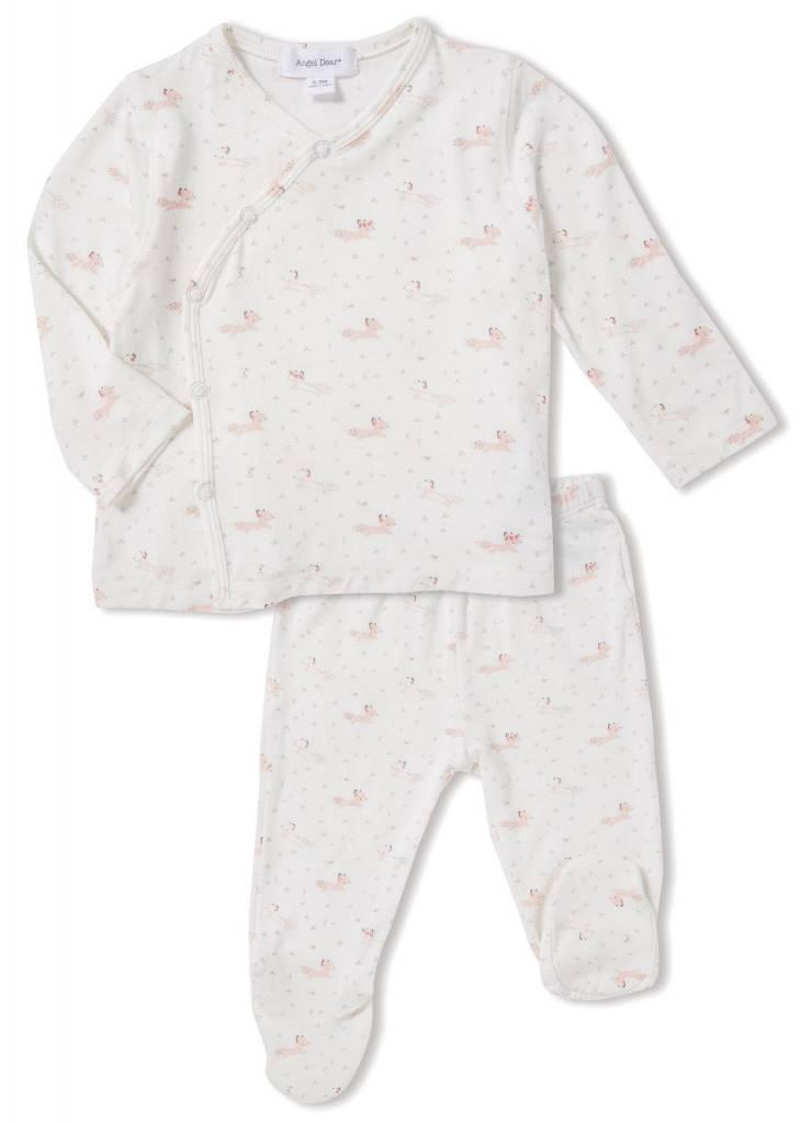 baby angel dear kimono set (more colors)