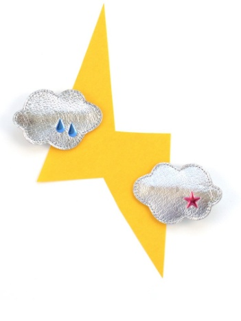 fashion accessory hello shiso cloud clips