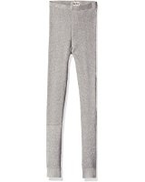 girl Hatley metallic cable knit tights