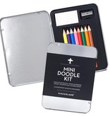 playtime mini doodle kit with tin