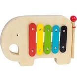 playtime modern elephant wooden xylophone