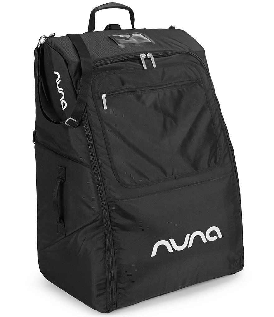 gear nuna wheeled travel bag - fits strollers and car seats