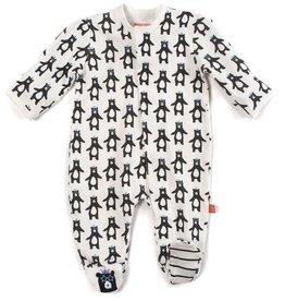 baby modal footie