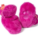 baby magnificent baby minky booties